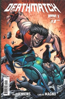 Top 100 Comics For December 2012