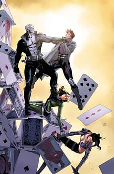 Marvel Tries To Pull Back The Spoilers On Gambit #10. Warning, Spoilers