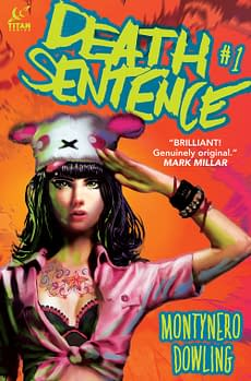 DeathSentence Cover