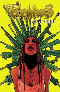 Image Comics Solicits For February 2018 Sees A New Governor For The Walking Dead