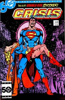 Revealing DC Comics' Next Crisis Event…