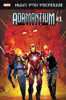 Marvel Comics Full Solicits For May 2018 – A Fresh Start (Images UPDATE)