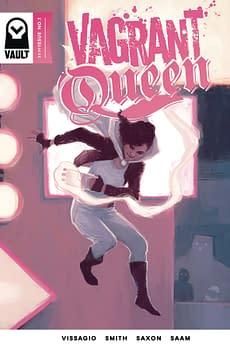 Vagrant Queen by Magdelene Visaggio: Vault Comics May 2018 Solicits