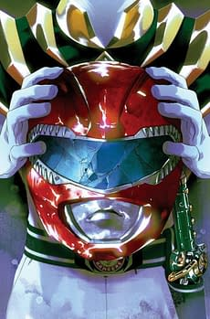 Tomorrow's Mighty Morphin Power Rangers #25 Already Sold Out