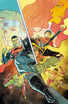 The Return Of Conner Kent In The Super Sons Of Tomorrow
