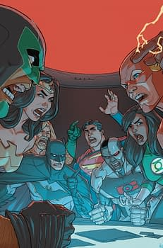 "Priest's Justice League Arc Is Not Called ""Lost"", It's ""The People Vs. The Justice League"""