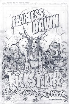 Jurassic Jungle Boogie Nights for Fearless Dawn