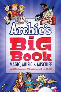 Archie's Big Book Volume 1: Magic, Music, And Mischief Walk Into A Comic Shop