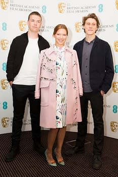 EE Rising Star Award nominees - Will Poulter, Lea Seydoux, George MacKay