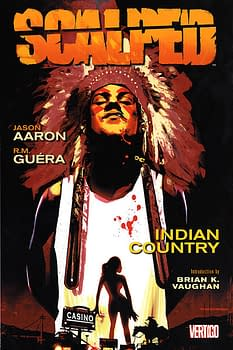 Scalped cover