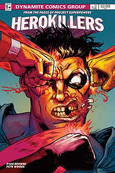 Exclusive Extended Previews: Blood Brothers #1, Greatest Adventure #3 And Hero Killers #2