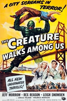 Castle of Horror: The Creature Walks Among Us: The Summer 2017 Retrospective