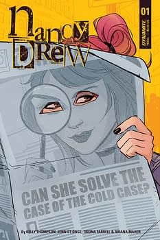 Kelly Thompson on Modernizing Nancy Drew for Comics