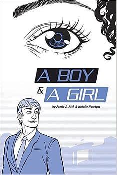 A Boy and a Girl Oni Press_