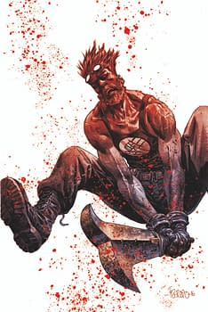 Dark Horse Comics Full Solicits For October 2017 – Making A Mug Out Of American Gods