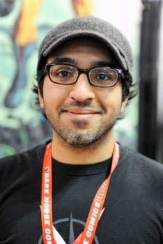 Dinesh Shamdasani: The Comic Industry's New Man in Hollywood?