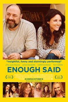 Enough Said Poster