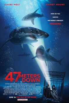 Ticket Booth: The Book of 47 Meters Down Rough Night Cars 3