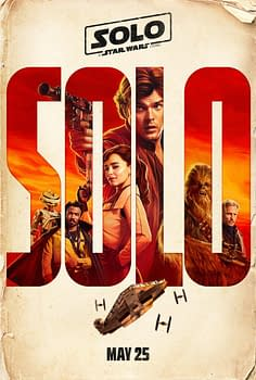 New Solo: A Star Wars Story Theatrical Poster is Released