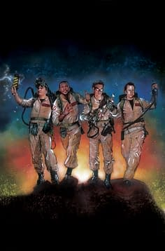 Swipe File: Ghostbusters Vs The Beatles, Queen And Kiss