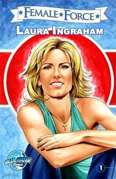 Another Creator Claims Non-Payment From Bluewater, This Time For A Laura Ingraham Biography