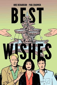 Mike Richardson And Paul Chadwick Talk Their Original Graphic Novel 'Best Wishes'