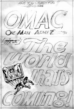 Saturday Trending Topics: O.M.A.C. Fights Back