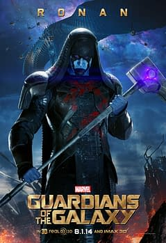 """James Gunn Admits Ronan's Plot Line In Guardians Of The Galaxy Was """"Messy"""""""