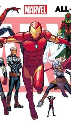 A New Hulk Wolverine And Spider-Man As Marvel Starts Everything From A New #1 From September With 55-60 New Titles (UPDATE)