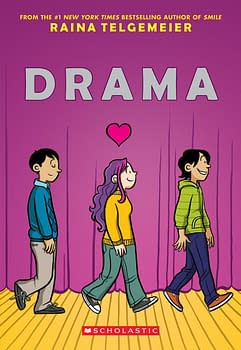 Now Raina Telgemeier's Drama Banned In An Entire Educational District In Texas