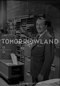 tomorrowland d23 logo title treatment walt disney app