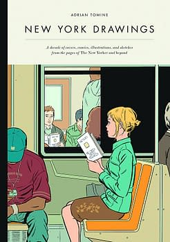 Drawn & Quarterly, Fantagraphics, First Second, Knockabout, Pantheon, Oni And Top Shelf Solicitations For September 2012