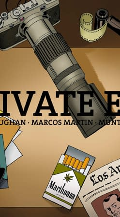 The End Of Private Eye &#8211 Talking To Brian K Vaughan And Marcos Martin