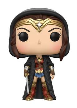 Wonder Woman Funko Pop Wonder Woman in Cloak