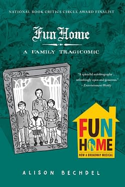New Jersey Court Dismiss Case Against Alison Bechdel's Fun Home in Schools