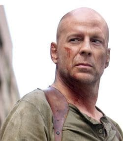 Bruce Willis IS John McClane In A Good Day To Die Hard, Getting Ready To Hand Reins Over To McClane Jr