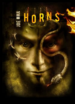 Daniel Radcliffe To Star In Adaptation Of Joe Hill's Horns