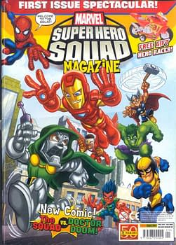 How Disney Is Selling Marvel Comics To The Kids