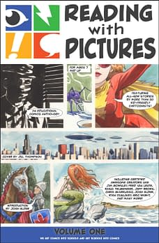 Reading With Pictures by Greg Baldino