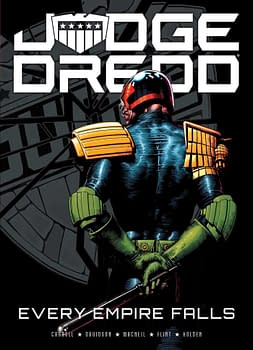 The Police Really Rather Like Judge Dredd – When Law Enforcement Talked Urban Fantasy At Nine Worlds