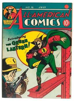 Thursday Trending Topics: The Golden Age Green Lantern