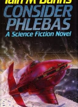 Amazon Bringing Iain M. Banks Sci-Fi Novel Consider Phlebas to Series