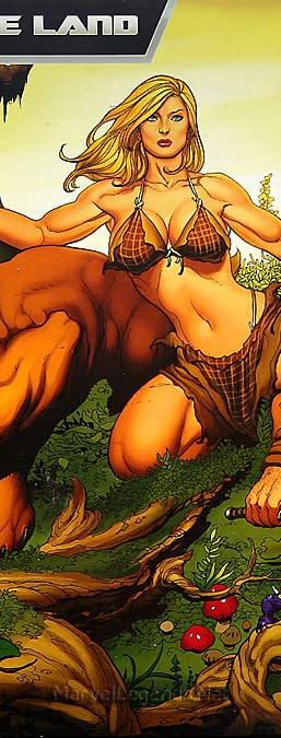 Drew Goddard Really Wants The Savage Land In Sinister Six &#8211 Sony Leaks&#8230
