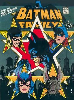 Monday Trending Topics: Batman Family
