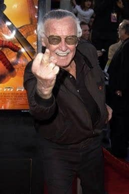 I Want To Be Like Stan Lee When I Am Ninety