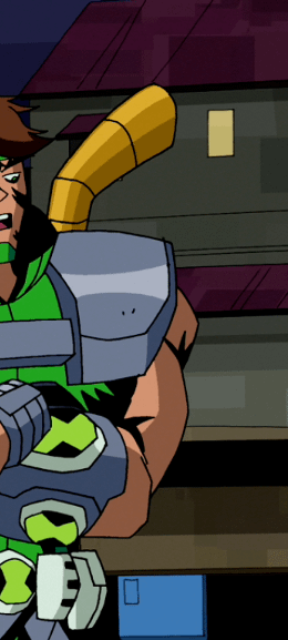 This Week Ben 10 Met A Rob Liefeld Version Of Himself