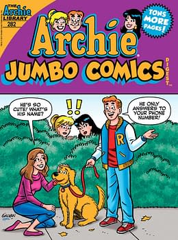 Archie Jumbo Comics Digest #282 Review: It's The Great Pumpkin, Archie Andrews!