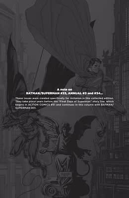 Batman/Superman Credits