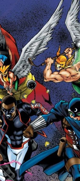 DC Comics Rebirth: A New Justice Society Of America Ongoing Title To Launch