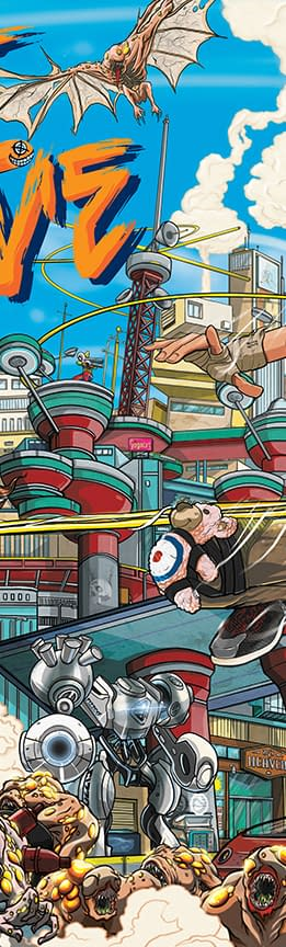 Sunset Overdrive Will Be Free In Games With Gold Next Month